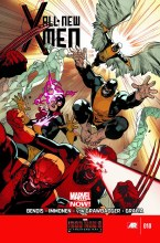 All New X-Men #10 2nd Ptg