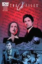 X-Files Season 10 #3 Subscript