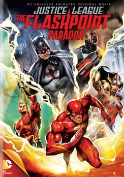 Dcu Justice League Flashpoint