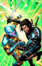 X-O Manowar #16 Reg Zircher