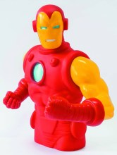 Classic Iron Man Bust Bank (C: