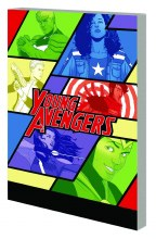 Young Avengers TP