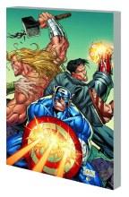 Avengers Iron Man TP First Sig