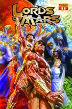 Lords of Mars #1 (of 6) Ross C