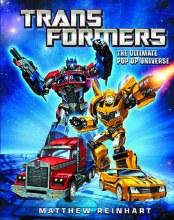 Transformers Ultimate Pop Up U