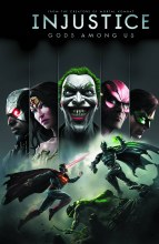 Injustice Gods Among Us HC