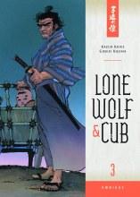 Lone Wolf & Cub Omnibus TP VOL 03