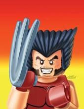 X-Men #5 Lego Castellani Var