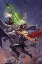 Thor By Garney Poster