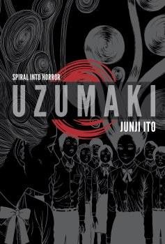 Uzumaki 3in1 Dlx Ed HC Junji Ito