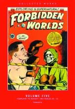 Acg Coll Works Forbidden Worlds HC VOL 05