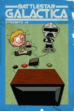Battlestar Galactica #6 Eliopo