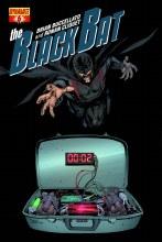 Black Bat #6 Tan Subscription