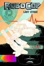 Robocop Last Stand #3 (of 8) (