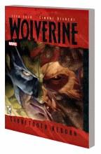 Wolverine TP Sabretooth Reborn