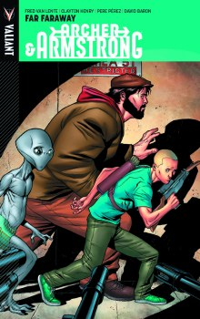 Archer & Armstrong TP VOL 03 F