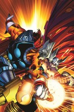Hawkeye #14 Thor Battle Simons