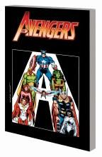Avengers TP Book 01 Absolute V