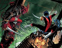Amazing X-Men #1 McGuinness Wraparound Cover