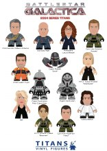 Bsg Titans Mini Fig 20pc Bmb D