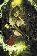 Aphrodite IX Rebirth TP VOL 01