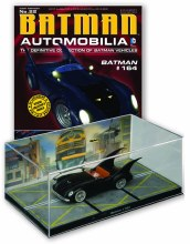 Batman Automobilia #22 Batman #164 Diecast Batmobile w/ Magazine