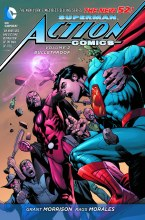 Superman Action Comics TP VOL 02 Bulletproof (N52)