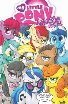 My Little Pony Friendship Is M