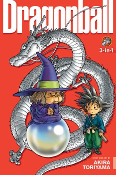 Dragon Ball 3in1 TP VOL 03 (C: