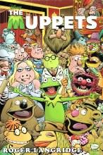 Muppets Omnibus HC Langridge Cover