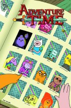 Adventure Time #24 Main Cvrs (