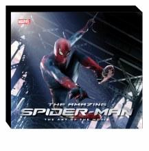 Amazing Spider-Man Behind Scen