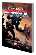 Captain America TP VOL 01 Cast