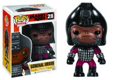 Pop Planet of the Apes General Ursus Vinyl Figure Box Damage