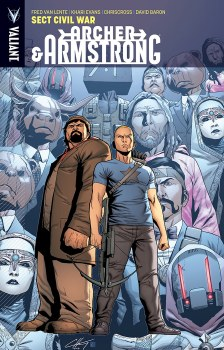 Archer & Armstrong TP VOL 04 S