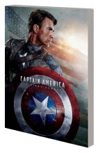 Marvels Captain America First
