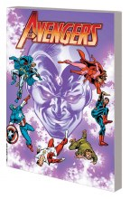 Avengers TP Book 02 Absolute V