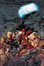 Avengers #26 Weaver Var