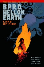 Bprd Hell On Earth TP VOL 08 L