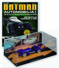 Batman Automobilia #28 Detective Comics #122 Diecast Catmobile w/Mag