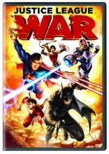 Dcu Justice League War Dvd (Ne