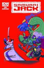 Samurai Jack #1 2nd Ptg