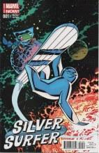 Silver Surfer #1V Samnee Animal