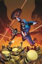 Uncanny Avengers #18.now Captain America Var