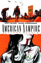American Vampire 2nd Cycle #1