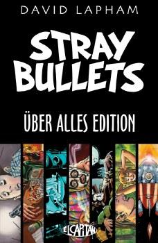 Stray Bullets Uber Alles Ed TP