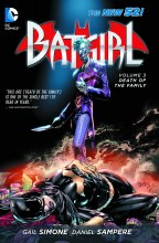 Batgirl TP VOL 03 Death of the