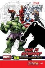 Marvel Universe Avengers Assemble #7 Syu