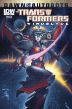 Transformers Windblade #1 Of 4
