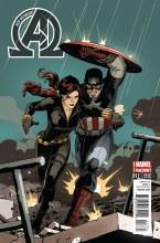 New Avengers #17 Captain Ameri